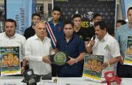 Las empresas Armor Box y Golpe Maestro presentan cinturón que disputarán Granados y López