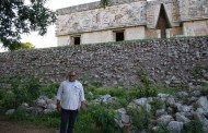 Los palacios mayas de Uxmal son únicos en su tipo, afirma el INAH