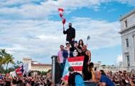 Ricky Martin, Bad Bunny y Residente protestan contra el gobernador de Puerto Rico