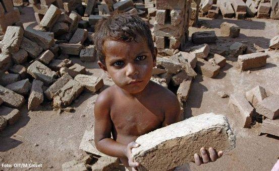 Más de 40 millones de esclavos en la actualidad: OIT