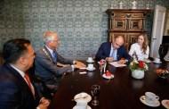 Mérida y Holanda trabajarán juntos por la comercialización del queso de bola