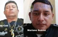 Jefe policiaco de Dzilam González pacta la renuncia del policía acosador