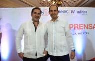 Alcaldes de la ANAC reconocen el trabajo de Julián Zacarías por mejorar Progreso