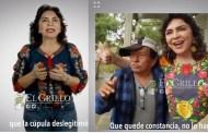 """Ivonne Ortega renuncia al PRI, a causa del """"robo más vergonzoso del PRI"""" (VÍDEO)"""