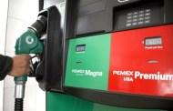 Precio de la gasolina sólo bajó 1% en 10 meses
