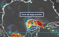 Zona de inestabilidad, con bajo potencial de desarrollo ciclónico