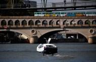Alistan los taxis acuáticos 'voladores' del futuro