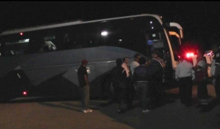 Asaltan a pasajeros de un camión en Chetumal, que venía de Belice