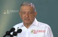 Un avión logró en Mérida lo que nadie pudo: Calló a presidente AMLO