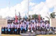Con una ceremonia, autoridades de Progreso conmemoraron el Día Internacional de la Paz
