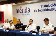 Participación ciudadana, indispensable para mantener la paz en Mérida