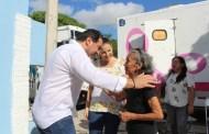 La feria de servicios llega a la comisaría de San Ignacio para celebrar a las mujeres