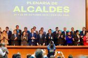 Alcaldes de la ANAC gestionarán más recursos para los municipios