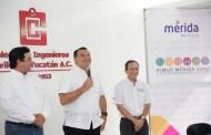 La participación ciudadana, factor clave para el desarrollo urbano sustentable de Mérida, afirma Renán Barrera