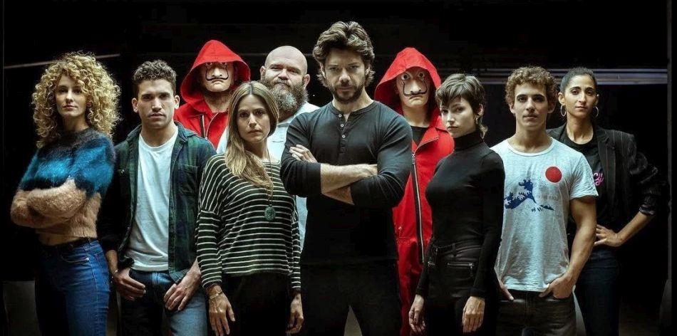 """""""La Casa de Papel"""" estrenará cuarta temporada, en enero"""