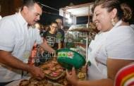 El panucho le deja buenas ganancias a gente de la Ermita de Santa Isabel