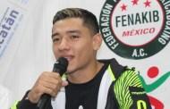 """El peleador """"Tuzo"""" Cruz, listo para el Campeonato Mundial de Kickboxing de Bosnia"""