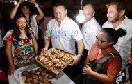 Éxito de la primera Feria del Panucho, en la Ermita de Santa Isabel
