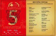 Del 26 de noviembre al 1 de diciembre se realizará la V edición del FICMY