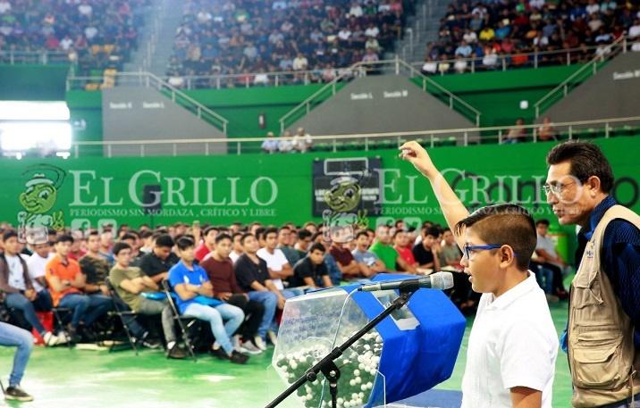 Sorteo del SMN, este domingo: Participarán 4,233 jóvenes