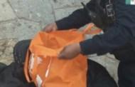 Abandonan a un recién nacido dentro de una bolsa, en Oaxaca