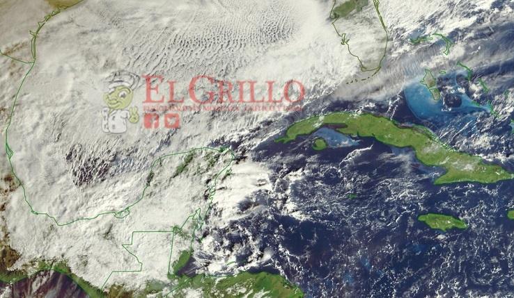 """El """"norte"""" se """"estaciona"""" en el Oriente, donde ocasionará lluvias fuertes"""