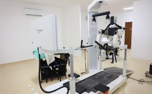 El CREE saldrá del abandono: Tendrá equipo robótico Lokomat y mejor atención