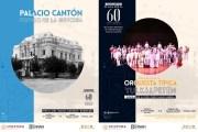 El museo Palacio Cantón celebra LX años, con un concierto y conferencias