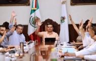El Cabildo de Mérida aprobó el proyecto del Presupuesto de Egresos fiscal 2020