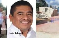 El alcalde de Chemax desvía recursos para apoyar la campaña de su hermano