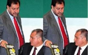 Detienen en EE.UU. a García Luna, secretario de Seguridad de Felipe Calderón