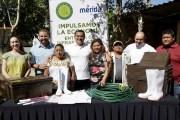 """""""Círculo 47"""" da certeza de calidad a productores y consumidores, afirma Renán Barrera"""