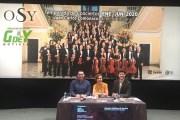 Este viernes 17 comienza la Temporada XXXIIII de la Sinfónica de Yucatán (VÍDEO)