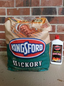 Kingsford Hickory briquettes
