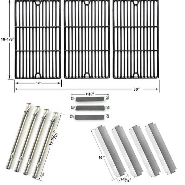 Parts Repair Char Commercial Broil