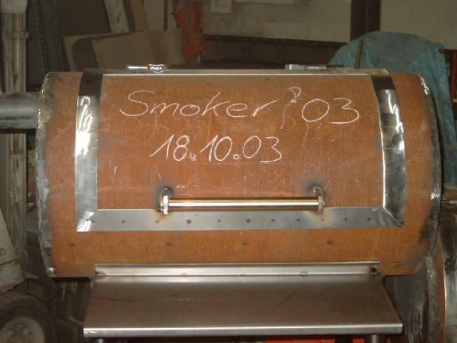 Die Ultimative Bauanleitung F 252 R Einen Smoker