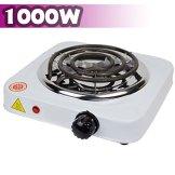 Elektrischer Kohleanzünder Shisha-Kohle-Brenner Grill Anzünder Grillplatte 1000W V&V Noyan® -