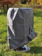 Grillabdeckung - Wetterschutzhülle für Rundgrills 50 x 80 cm (Ø x H) aus Oxford Polyester 420D 61057 -