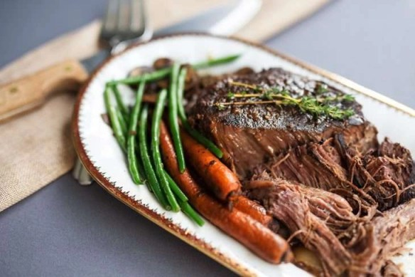 What Makes a Perfect Pot Roast