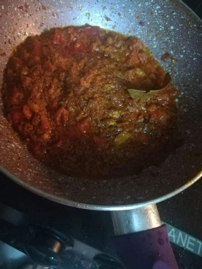 Chicken Pathani 8