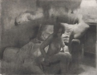 Interior (Study for An American Tragedy)