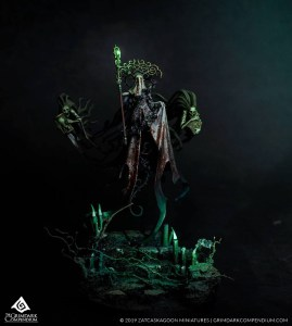 How to Paint: Nighthaunts - Lady Oylnder