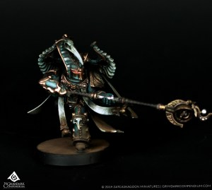 How to Paint: Thousand Sons - Chaos Sorcerer