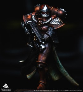 How to Paint: Sisters of Battle - The Bloody Rose (TTS)