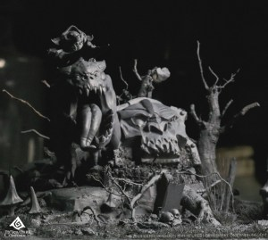 How to Paint: Gloomspite Gitz- Loonboss Part 2