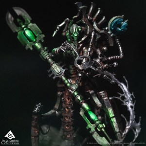 How to Paint: Necrons Part One