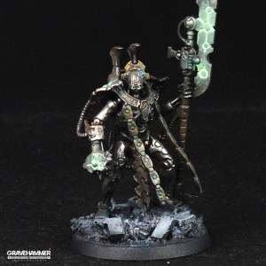 How to Paint: Grimdark Necrons TTS