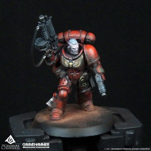 How to Paint: Blood Angels