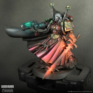How to Paint Blood Angels - Part Two