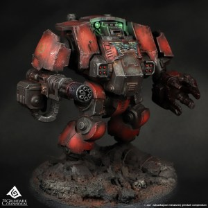 How to Paint: Blood Angels - Part Three